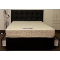 President All Memory Foam Divan Set