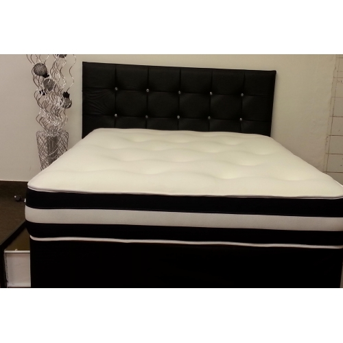 Pocket Air Flow Memory Foam Divan Bed