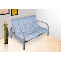 Virgo Futon 2 Seater with 4ft Mattress